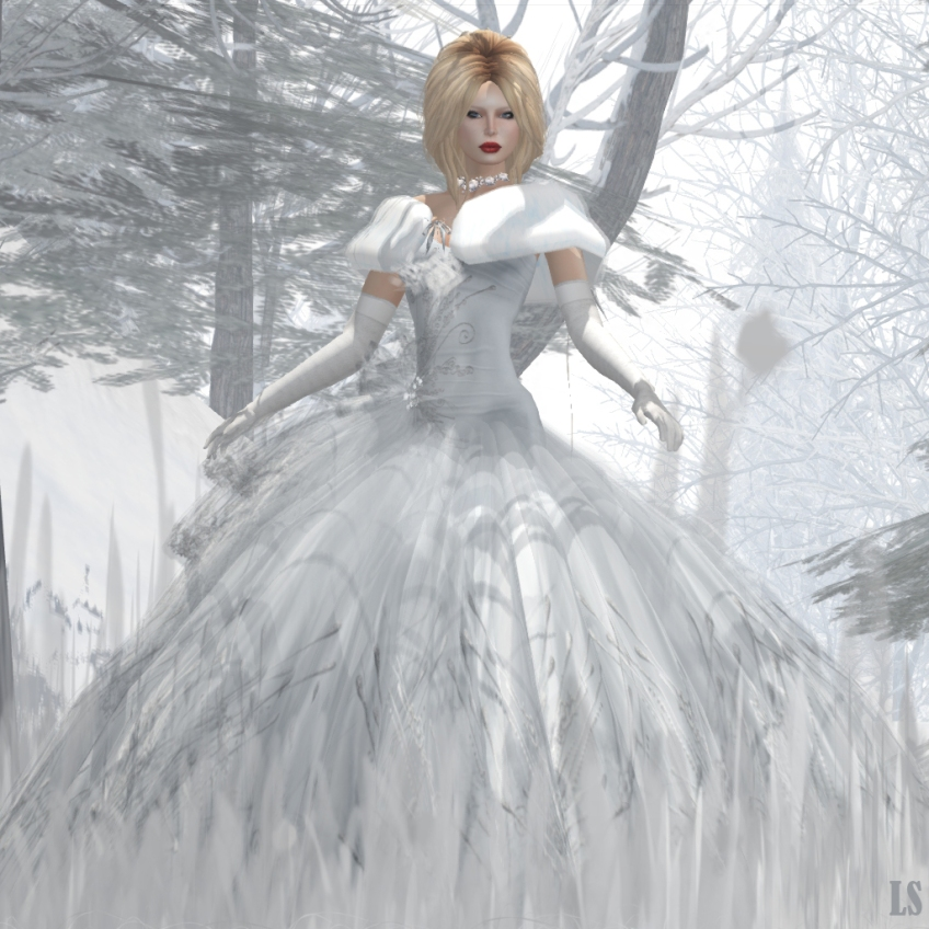 PM Winter Queen in Ice