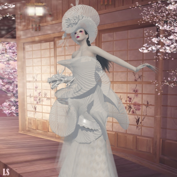 Fellini Couture- Changshan gown_001