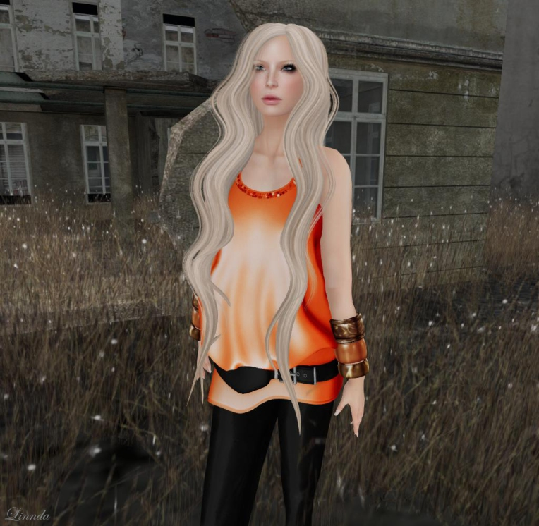 Sascha's Design Ottilie Orange